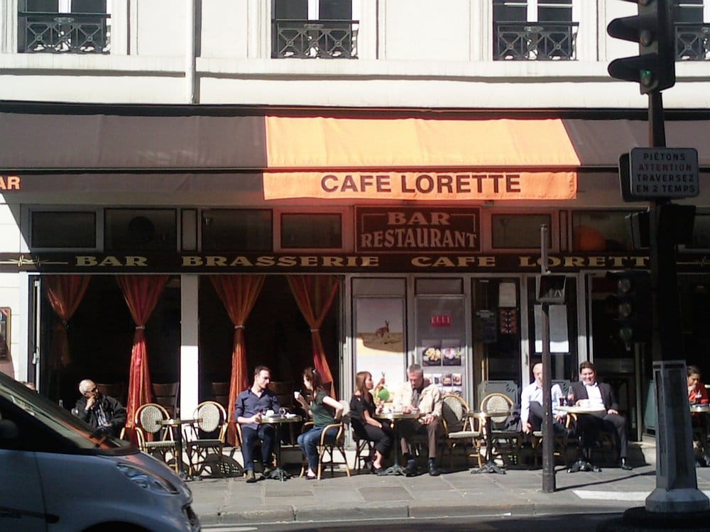 Caf Ef Bf Bd Lorette Paris