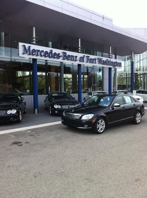 mercedes benz of fort washington car dealers fort