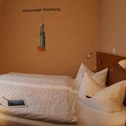 Eines unserer Doppelzimmer