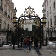 Abercrombie & Fitch, Paris