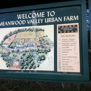 Meanwood Valley Urban Farm, Leeds, West Yorkshire