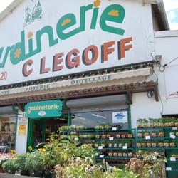 Jardinerie C.Legoff, Nantes