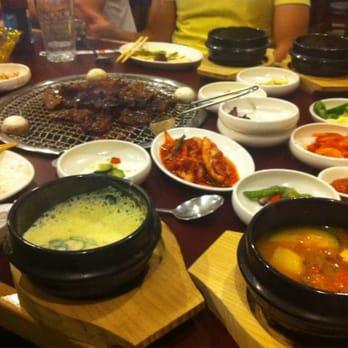 Bbq Garden Korean 200 Photos 156 Reviews Korean Restaurants Spring Branch Houston Tx