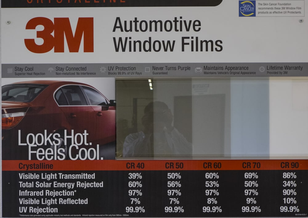 Windshield Film Recommendations And Hud Issues