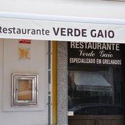 Restaurante Verde Gaio, Lisbon, Portugal