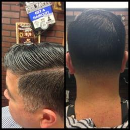 Wilfreds Barber Shop - Nashua, NH, ?tats-Unis. classic mens haircut ...