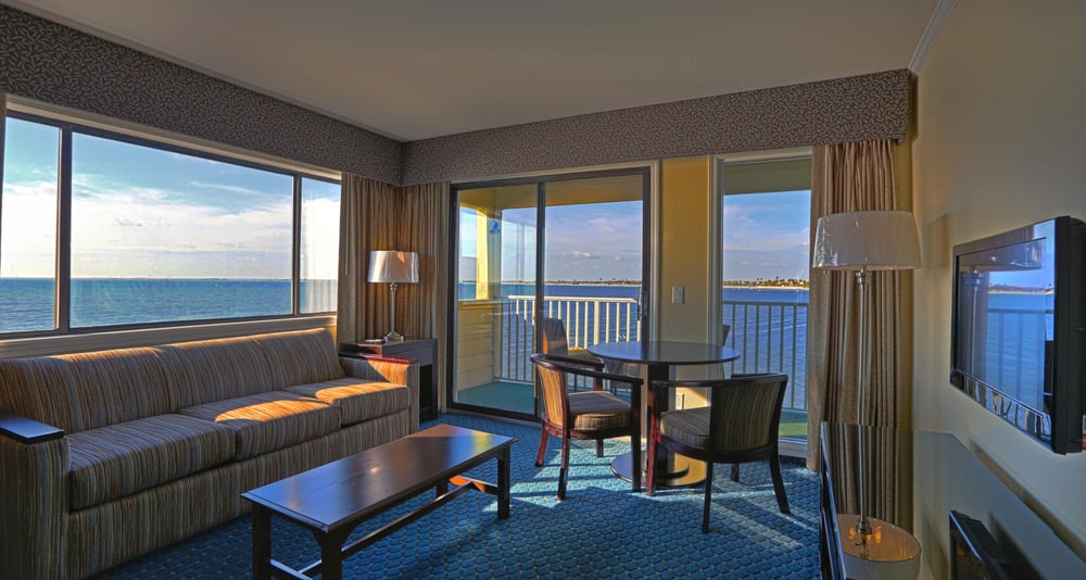 sailport waterfront suites hotels town n country