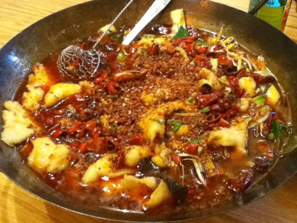 Spicy szechuan fish soup yelp for Fish soup near me