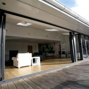 Bi-folding door system suppliers,Epsom,Ewell,Kingston,Kingswood,Tadworth,Sutton,Carshalton