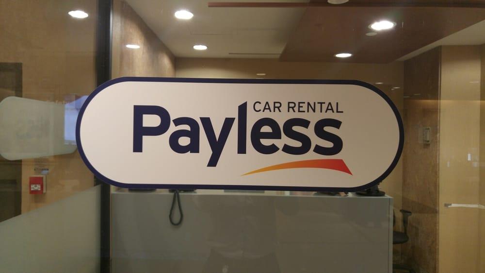 Payless Car Rental Toronto Canada