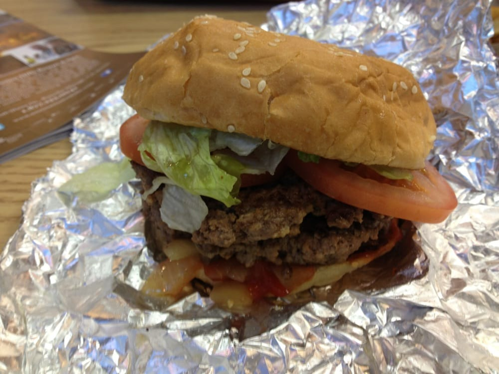 five guys burgers and fries ingredients for success essay The ethical burrito: chipotle makes fast-food nation  chipotle makes fast-food nation sustainable by  that would be five guys burgers and fries,.
