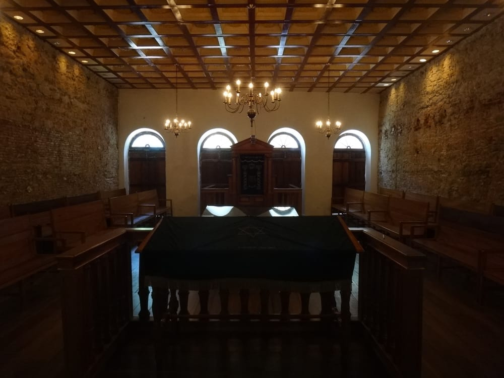 Sinagoga Kahal Zur Israel - Recife - PE, Brasil