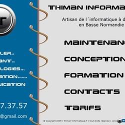 Thiman-Informatique, Condé sur Noireau, Calvados, France