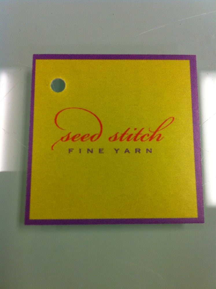 Seed stitch fine yarn closed arts crafts salem ma for Arts and crafts stores near my location