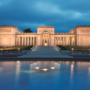 Legion of Honor - Legion of Honor, San Francisco, 2009.  Photograph by Steve Whittaker Fine Arts Museums of San Francisco - San Francisco, CA, Vereinigte Staaten