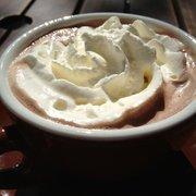 Model Bakery - Hot chocolate with whipped cream - Saint Helena, CA, Vereinigte Staaten