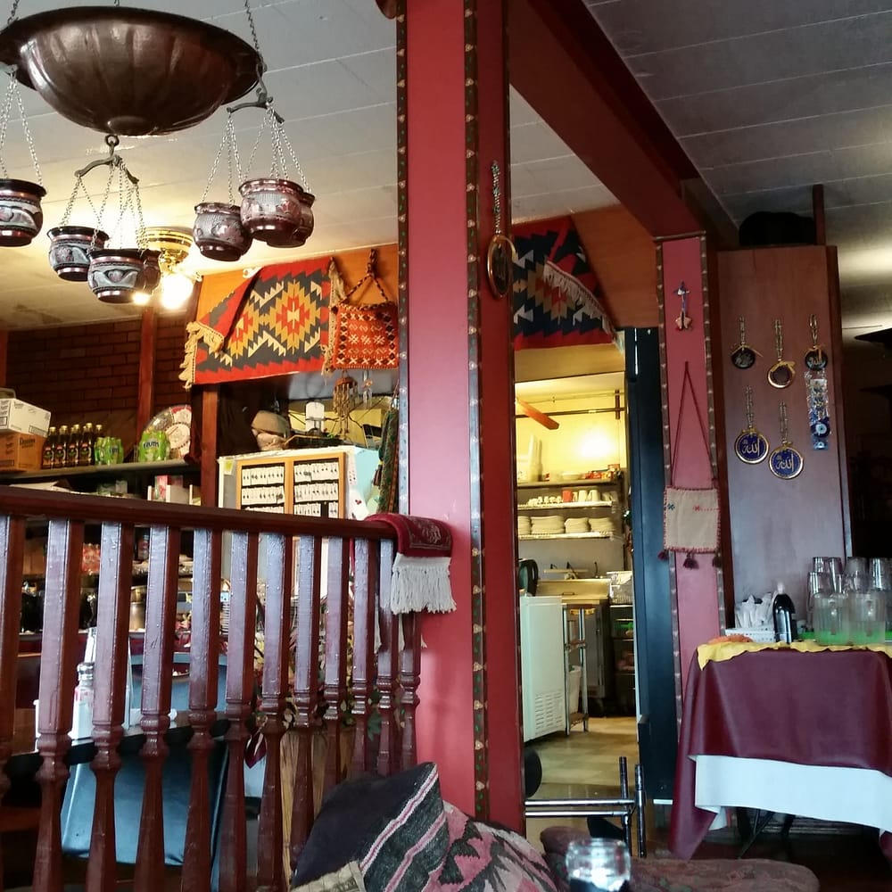Turkuaz Cafe - Bloomington, IN, United States