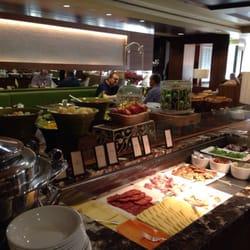 Breakfast buffet- cold platters