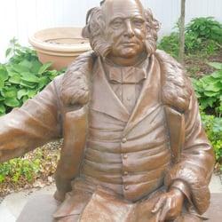 Martin Van Buren statue kinderhook