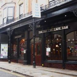 The Fat Cat Cafe Bar, Bangor, Gwynedd