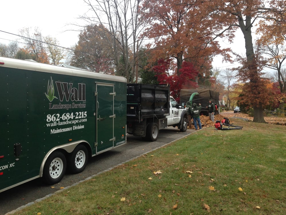 Wall landscape services llc landscaping parsippany nj for Lawn maintenance service