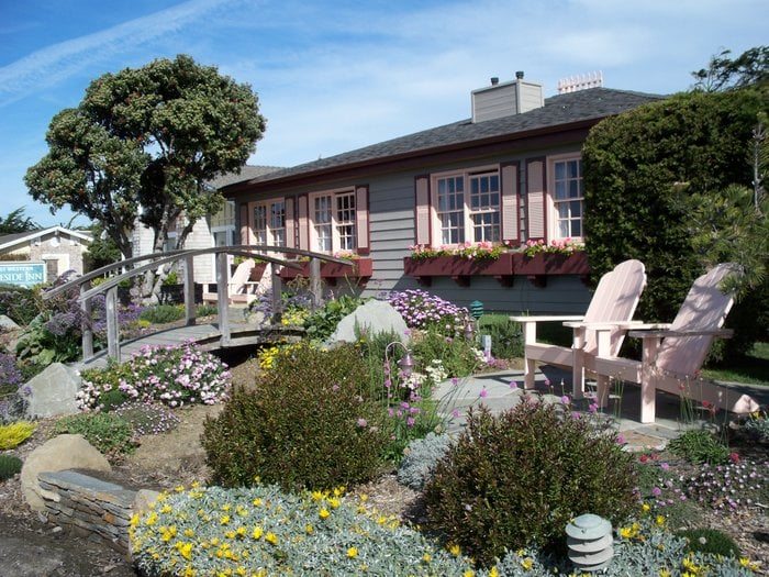 Tea Room In Cambria