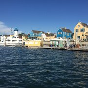 Marina Del Rey Boat Rentals - Marina Del Rey, CA, United States. Ocean side view from the boat.  all the colors were a beauty !