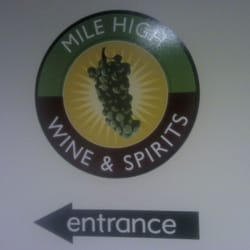 Mile High Wine & Spirits logo