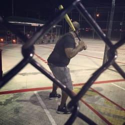 Boomers - Boca Raton, FL, États-Unis. Batting Cages