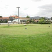 Rowland Heights Golf Center - Putting green #2 - Rowland Heights, CA, Vereinigte Staaten