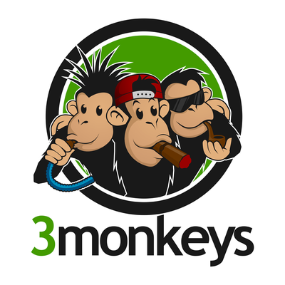 Three monkeys clothing store