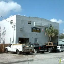 United Electric Motor Seminole Heights Tampa Fl Usa