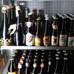 Just some of the beer