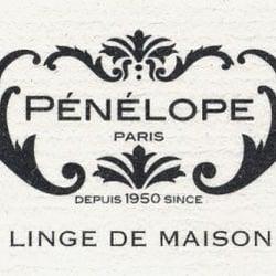 Pénélope, Linge de maison, Paris