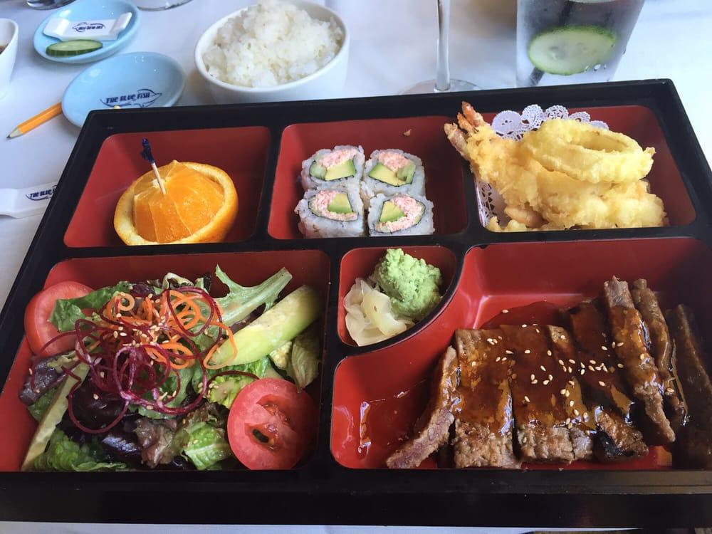 The blue fish sushi fourth ward houston tx united for Blue fish sushi