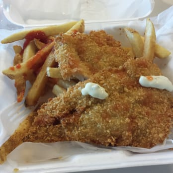 Terrace fish chips 22 photos seafood restaurants for Whiting fish florida