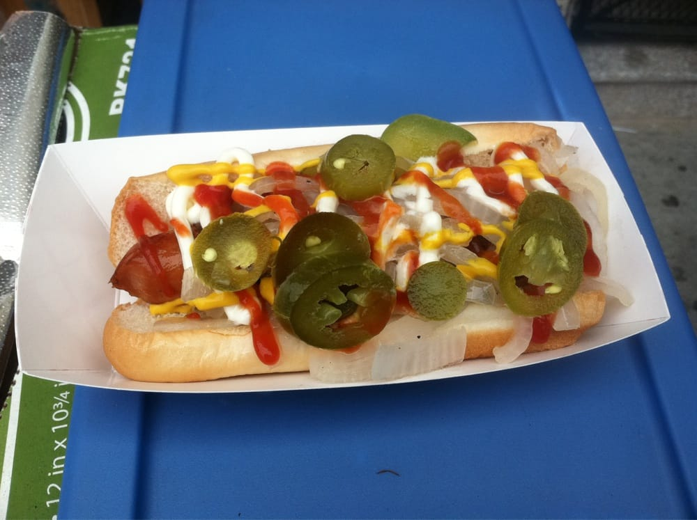 Best Hot Dogs In San Francisco Ca