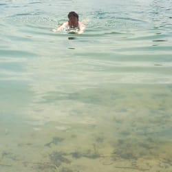 das Wasser ist klasse und super sauber!