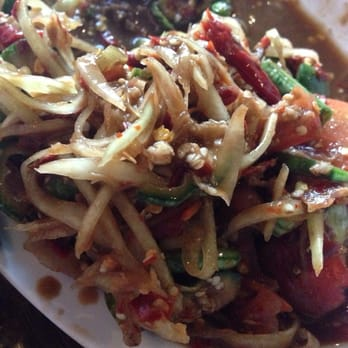 Isaan station thai street food koreatown los angeles for Authentic thai cuisine los angeles