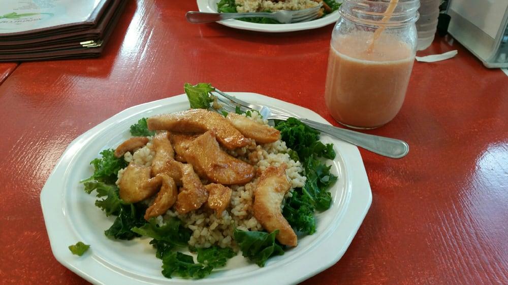Natural Cafe Devens Ma