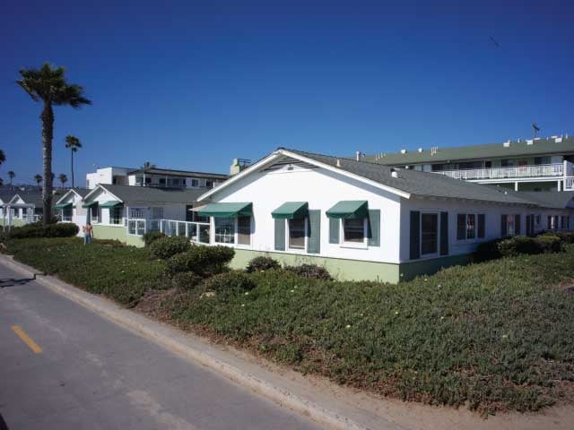 The beach cottages 99 photos hotels pacific beach for Hotels 92109