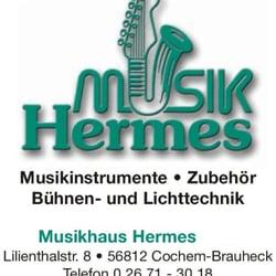 Hermes - Musikinstrumente, Cochem, Rheinland-Pfalz