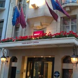 Hôtel Mercure Monty, Paris