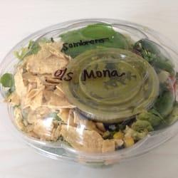 Evergreens Salads logo