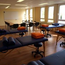 Praxisraum am Ausbildungsinstitut für…