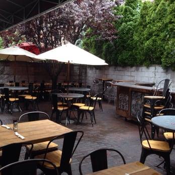 Garden Cafe Inwood Menu