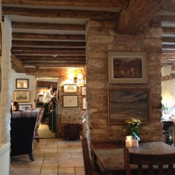The Potting Shed Pub, Crudwell, Wiltshire