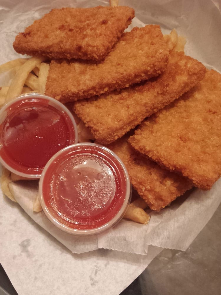 Pete s fish chips seafood 2628 w van buren st for Petes fish and chips menu