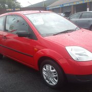 ford fiesta 53 reg, 3 door, £3295