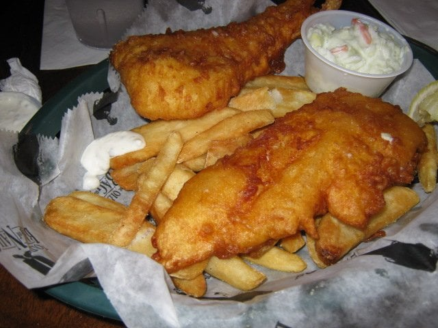 All you can eat fish and chips yelp for All you can eat fish